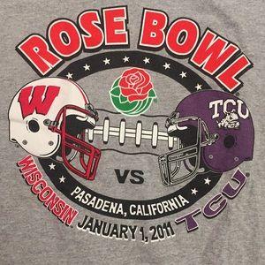 Other - 2011 Rose Bowl Wisconsin Vs TCU Tee